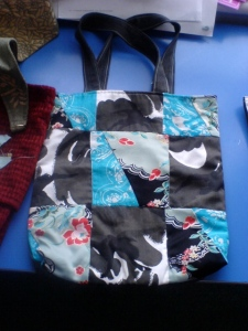 another bag from the sew to sell project