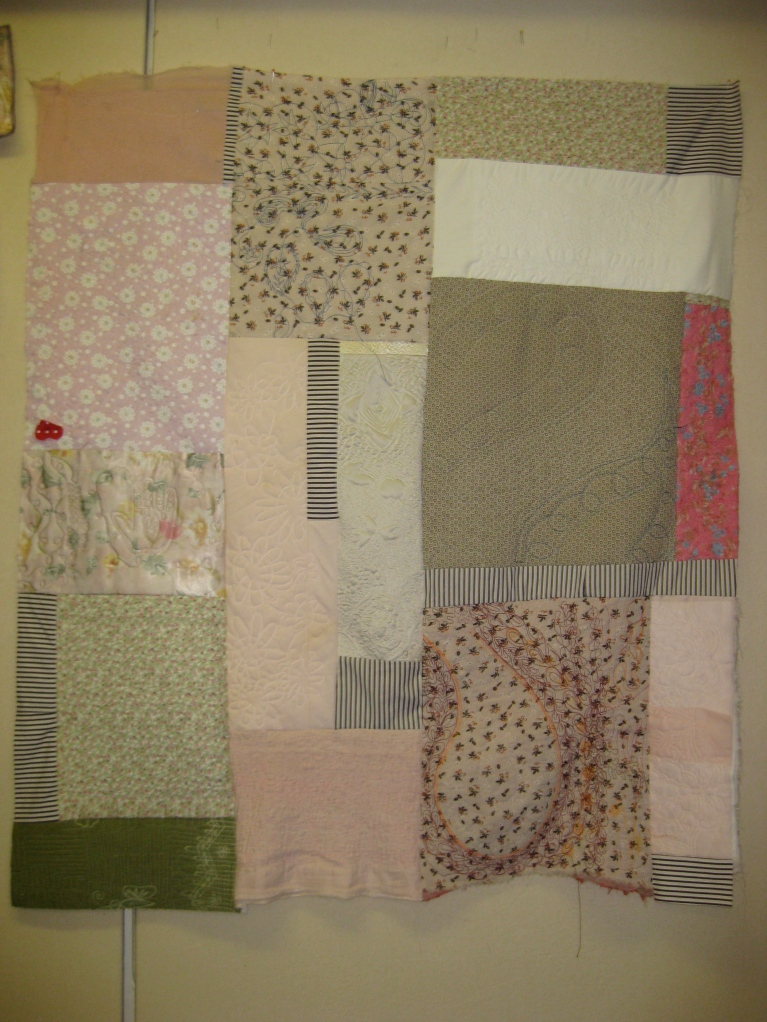 quilt sampler 1 © maggie winnall 2011