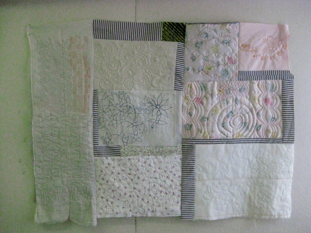 quilt sampler 2 © maggie winnall 2011