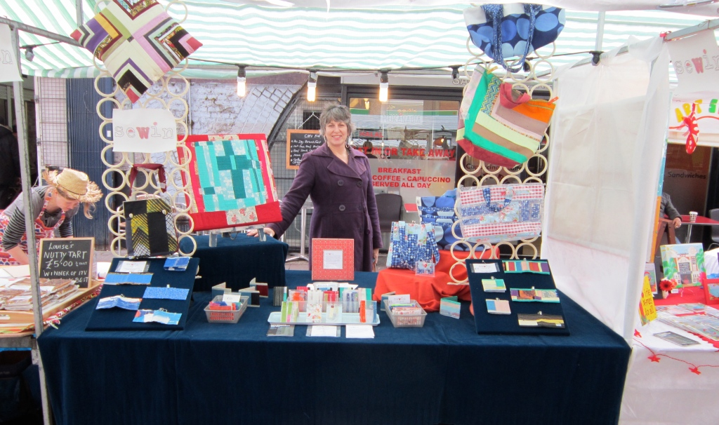 Sewin Studio at Brixton Maker's Market