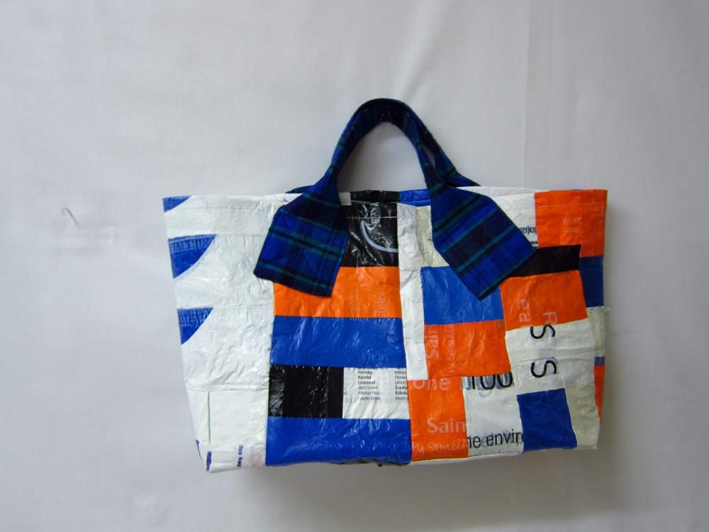 plastic fantastic patchwork bag_3 © maggie winnall 2011