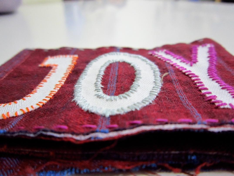 Joy © 2012 Maggie Winnall